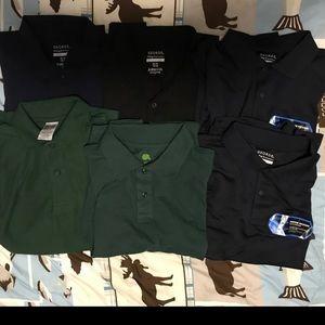 Boys 14/16 polo shirts NWT